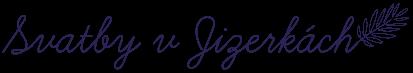 Svatby v Jizerkách Logo